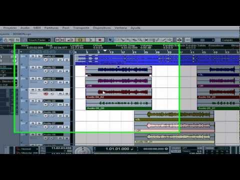 tutorial grabacion edicion masterizacion reggaeton 1/4