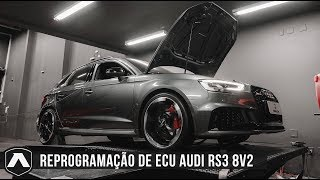 Remap de ECU - Audi RS3 (8v.2) 2.5 TFSI Stg2 530cvs e 64kgfm - Armada Performance