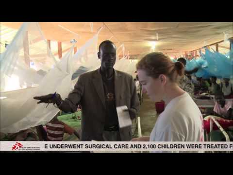 Medical Care Under Fire in South Sudan