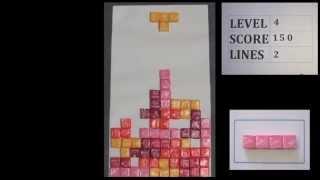 Playing Tetris with Strarburst
