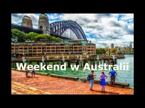 Weekend w Australii (po drodze Dubaj, Doha, Singapur, Kuala Lumpur)
