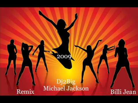 Michael Jackson Billi Jean Remix DJ2BIG (House Remix) 2009 Music Videos