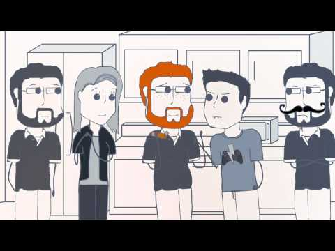 Rooster Teeth Animated Adventure Attack of the Burnies