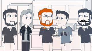 Attack of the Burnies – Rooster Teeth Animated Adventures