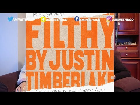 Cover Lagu PREMIERE ECOUTE - Justin Timberlake - Filthy