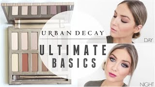 Urban Decay Ultimate Basics Palette: Day to Night Look