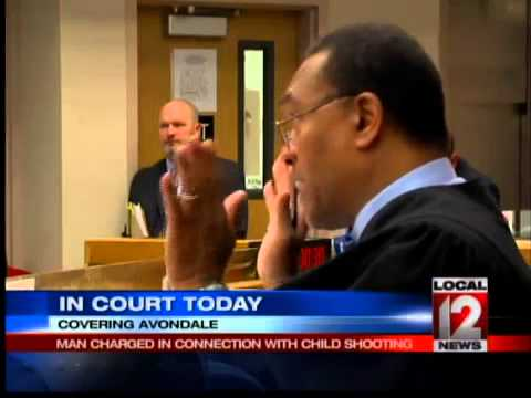 Man charged in connection with child shooting in court