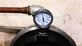 Flotec FP4312-08 Well Pump Testing After Install