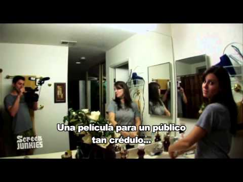 Trailer Honesto: Actividad Paranormal (Honest Trailer: Paranormal Activity - Subtitulado Español)