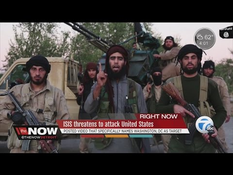 ISIS threatens to attack United States