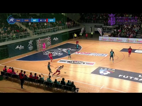 FK Vytis vs Inter FK | UEFA Futsal Champions League 2018/19