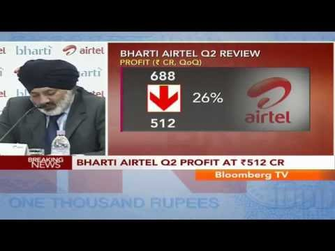 In Business- Telecom Industry Remains Dynamic: Airtel