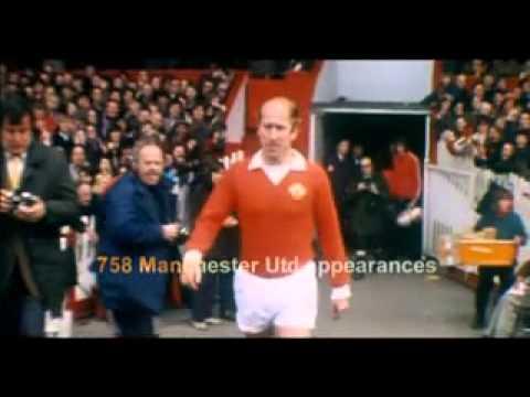 Soccer Legends: Tribute to Sir Bobby Charlton