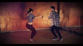 Cornel and Rithika | Bachata sensual | Mario Baro - La La La Bachata mix