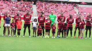 Bastidores da Taça Ariano Suassuna: Sport x The Strongest