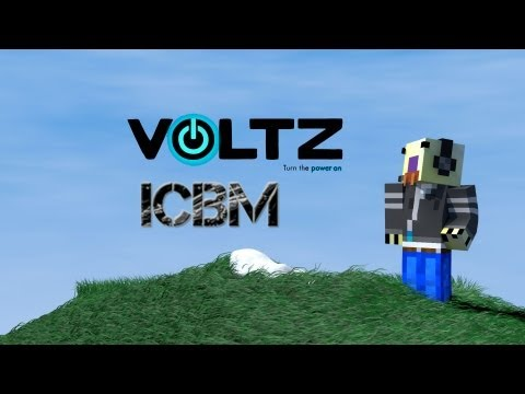 Minecraft Voltz Tutorial : Radar Missile Defence