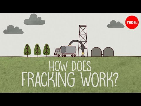 TedEd – Fracking