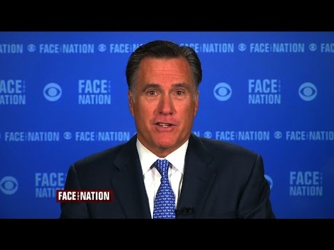 Mitt Romney: Obama poking GOP in the eye on immigration
