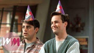 Top 10 Joey & Chandler Moments