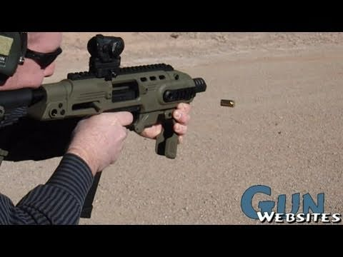 EMA RONI: Pistol - Carbine