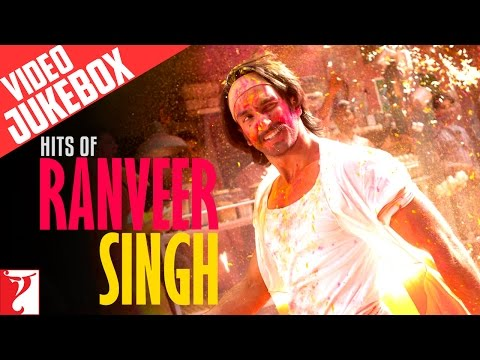 Hits Of Ranveer Singh - Full Song Video Jukebox