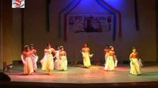 Bengali music , young girls dancing Titel 6 AVSEQ07