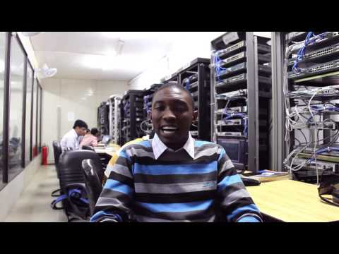 Mr. Cyril from Nigeria shares his feedback CCIE R&S Integrated course training from NB