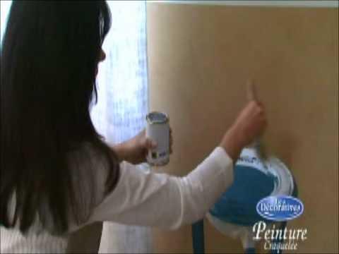 Cómo recubrir un mueble con pintura efecto craquelado