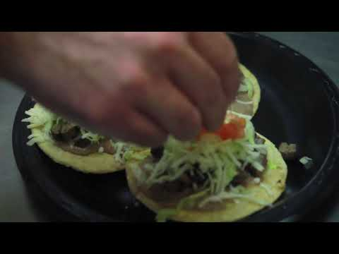 Behind the Grill   Tostadas