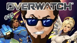 Lets Play OVERWATCH Deutsch Part 25 1080p 60fps ツ Never Give Up