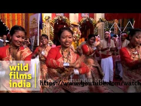 Cultural Dance Of Assam, Bihu video