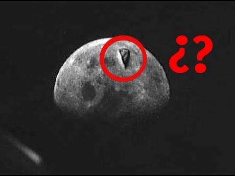 ¿QUÉ HACE ESTO EN LA LUNA? La NASA capta Extraño Triángulo en la Misión Apolo 8