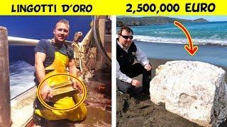7 Pescatori Diventati RICCHISSIMI Dopo Aver Trovato Tesori Per Sbaglio