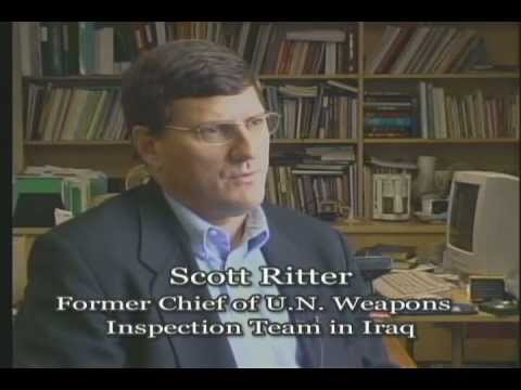 TalkingStickTV - Scott Ritter - Former Weapons Inspector in Iraq