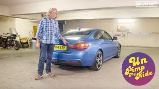 James May's Unpimp My Ride: BMW 420i