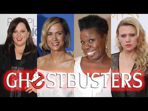 Melissa McCarthy & Kristen Wiig To Lead Ghostbusters Cast