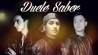 CKR ft QUIMICO  BPRCI  DUELE SABER LYRIC VIDEO