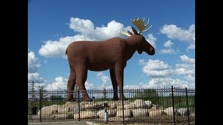 Moose Jaw   4k video   Regina   Saskatchewan