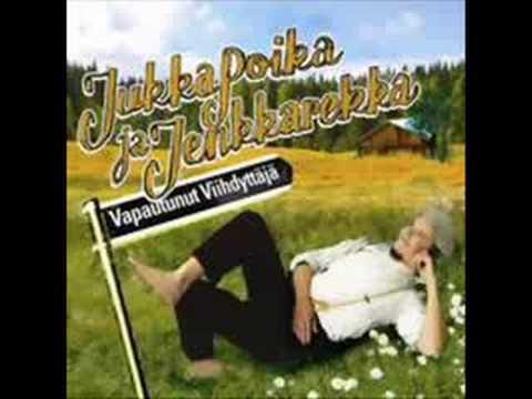 曲のイメージをカバー Rullaan によって Jukka Poika ja jenkkarekka