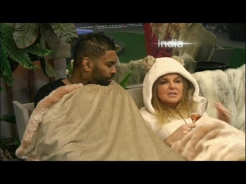 Celebrity Big Brother Circus: Ginuwine V.S.  India Willoughby