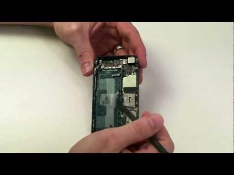 how to take apart a phone