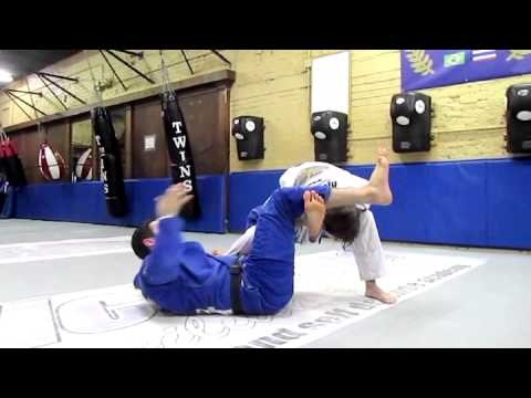 Richmond BJJ Academy - October 2012 Technique of the Month - Spider Guard Submissions Image 1