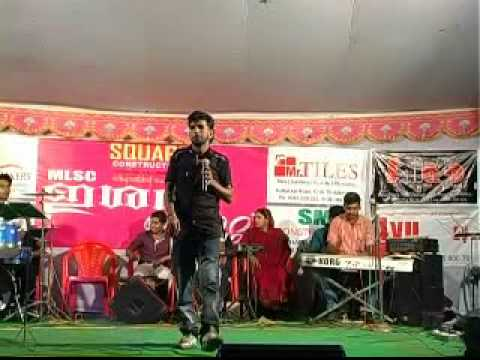 Mankuyile Poonkuyile.. Singing Usman Kottakkal In A Stage Programme video
