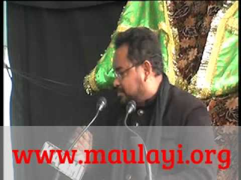 Exclusive 8 Moharram Ashra Majlis Of Lucknow By Maulana Meesam Zaidi Sb. video