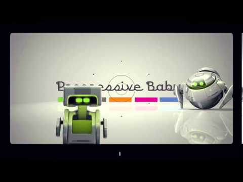 """Photo Robots"" #2 by Progressive Baby Shop"