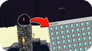 TROLL BEBEK END'in İÇİNDE GİZLİ SANDIK BULDU! 😱 Minecraft