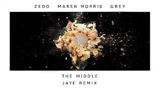 Download Lagu Zedd, Grey, Maren Morris - The Middle (Jaye Remix) Gratis STAFABAND