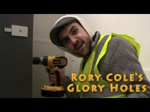 Rory Cole's Glory Holes video