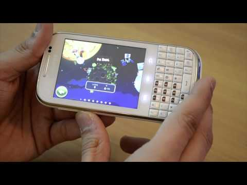 Samsung Galaxy Chat Full Review