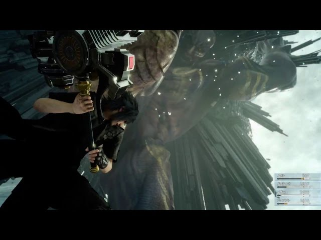 Final Fantasy XV Jump Festa Trailer